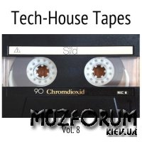Tech-House Tapes, Vol. 8 (2017)