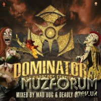Dominator: Maze Of Martyr (Incl Continuous Mixes) (2017)