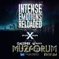 Para X & Ciacomix - Intense Emotions Reloaded 015 (2017-10-15)