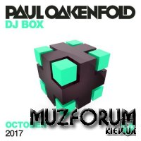 Paul Oakenfold - Dj Box October  2017 (2017)