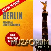 Sven Kuhlmann - Best Of 10 Years Berlin Minimal Underground (2017)