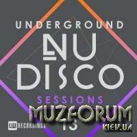 Underground Nu-Disco Sessions Vol 13 (2017)