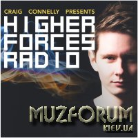 Craig Connelly - Higher Forces Radio 020 (2017-10-23)