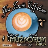 Records54 Presents: Your Favorite Coffeehouse 4 Chillout and Lounge (2017)