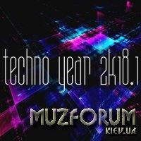 Techno Year 2K18, Vol. 1 (2018)