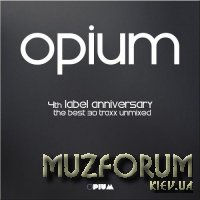 Opium 4Th Label Anniversary (2018)