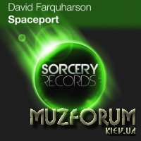 David Farquharson - Spaceport (2018)