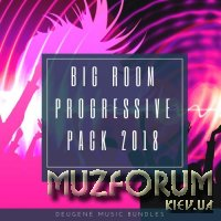 Big Room Progressive Pack 2018 (2018)