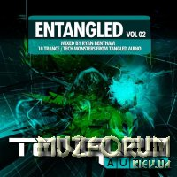 EnTangled Vol. 02 (Mixed By Ryan Bentham) (2018)