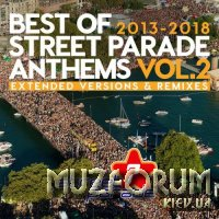 Best Of Street Parade Anthems Vol 2 (2013/2018) (Extended Versions & Remixes) ( 2018)
