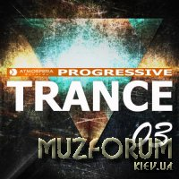 Atmosfera Records: Progressive Trance, Vol. 03 (2018)