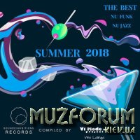 Nu Funk & Nu Jazz The Best Of Summer 2018 Compiled By Vito Lalinga (Vi Mode Inc project) (2018)