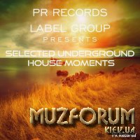 PR Records Label Group Presents: Selected Underground House Moments (2018)