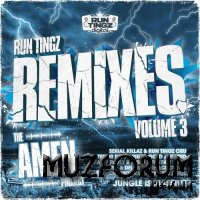 Run Tingz Remixes, Vol. 3 - The Amen Project (2018)