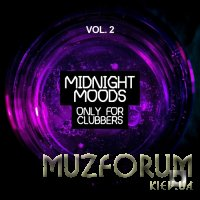 Midnight Moods, Vol. 2 (Only For Clubbers) (2018)
