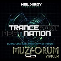 Neil Kilroy & The Technicians - Tranceport Destination 004 (2018-10-19)