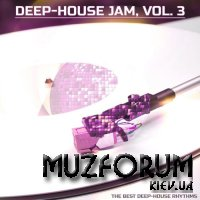 Deep-House Jam, Vol. 3 (The Best Deep-House) (2018)