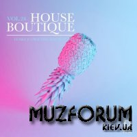House Boutique Vol 24 (Funky & Uplifting House Tunes) (2018)