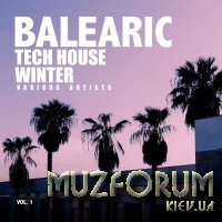 Balearic Tech House Winter Vol 1 (2018)