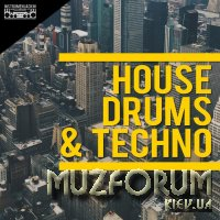 House Drums & Techno (2018)