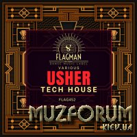 Usher Tech House (2018)