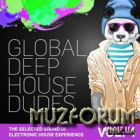 Global Deep House Dudes, Vol. 4 (2019)