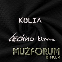Kolia - Techno Time (2019)