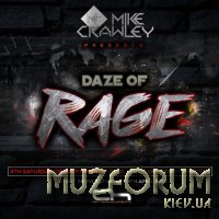 Mike Crawley & Chris Blaylock - Daze of Rage 012 (2019-03-23)