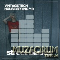 Vintage Tech House Spring '19 (2019)