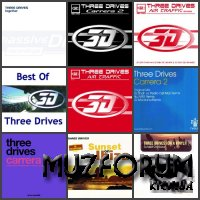 Three Drives - 9 Releases (tracks, tracks+.cue) (2001-2011) FLAC