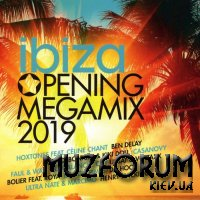 Rough Trade - Ibiza Opening Megamix 2019 [2CD] (2019) FLAC