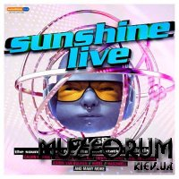 Uptrax Records - Sunshine Live Vol. 68 [3CD] (2019) FLAC