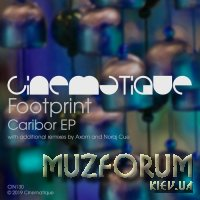 Footprint - Caribor EP (2019)