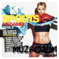 Da Music - Sports Megamix 2019.2 [3CD] (2019) FLAC