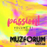 Passion Vol 1 (Compiled by D-Nox & Zac) (2019) FLAC