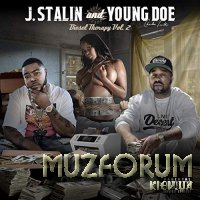 J. Stalin and Young Doe - Diesel Therapy Vol. 2 (2019) FLAC
