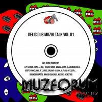 Delicious Muzik Talk, Vol. 01  (2019)