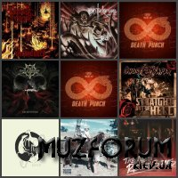Rock & Metal Music Collection Pack 071 (2019)