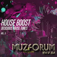House Boost, Vol. 5 (Delicious House Tunes) (2019)
