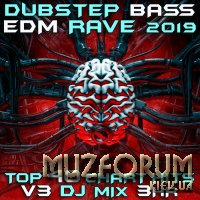 Dubstep & Breakbeat EDM Rave 2020 Top 40 Chart Hits, Vol. 3 (2019)