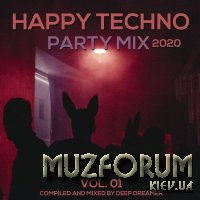 Happy Techno Party Mix 2020, Vol. 01 (2020)