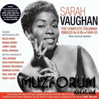 Sarah Vaughan - The Complete Columbia Singles As & Bs 1949-53 (2020)
