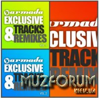 Armada Exclusive Tracks & Remixes 2011 Vol 1-3 (2011) FLAC