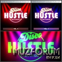 The Platinum Collection of Disco Hustle, Vol. 4 - 6 (2019)