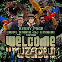 Benny Page, Dope Ammo & DJ Hybrid Presents: Welcome To The Jungle (2020)