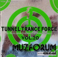 Tunnel Trance Force Vol. 20 [2CD] (2002) FLAC