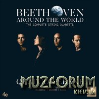 Quatuor Ebene - Beethoven Around the World: The Complete String Quar (2020)