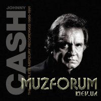 Johnny Cash - Complete Mercury Albums 1986-1991 (2020)