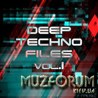 Deep Techno Files, Vol. 1 (2020)