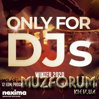 Only For DJs Winter 2020 Extended Mix (2020)